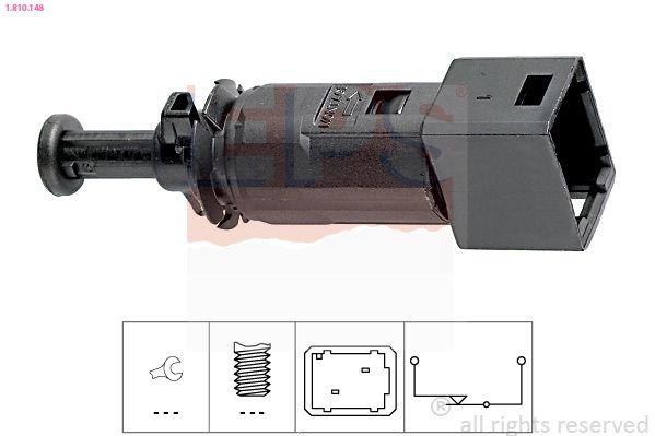 KW510148 EPS Made in Italy - OE Equivalent Bremslichtschalter 1.810.148 günstig kaufen