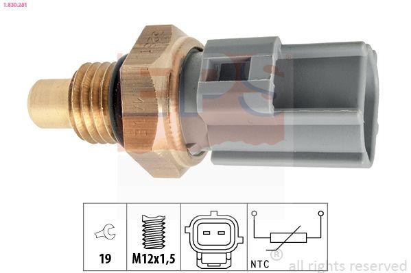Senzor teploty paliva 1.830.281 s vynikajúcim pomerom EPS medzi cenou a kvalitou