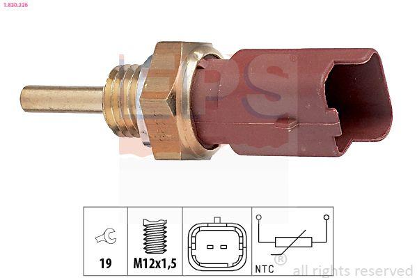 Original CHRYSLER Motorelektrik 1.830.326