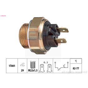 KW550030 EPS Made in Italy - OE Equivalent Interruptor de temperatura, ventilador del radiador 1.850.030 a buen precio