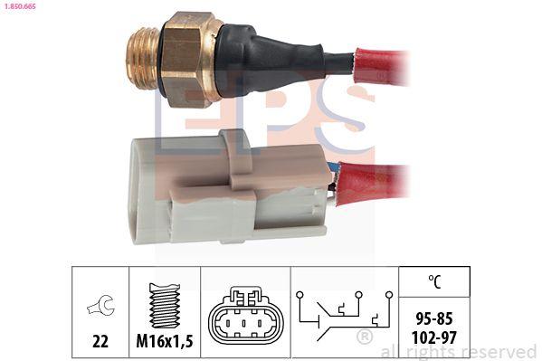 EPS: Original Thermoschalter Lüfter 1.850.665 ()