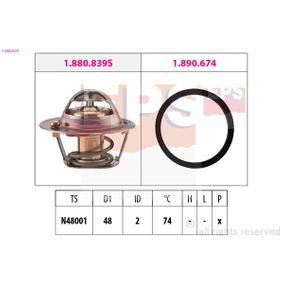 Kühlmittel CALORSTAT TH6837.74J Thermostat