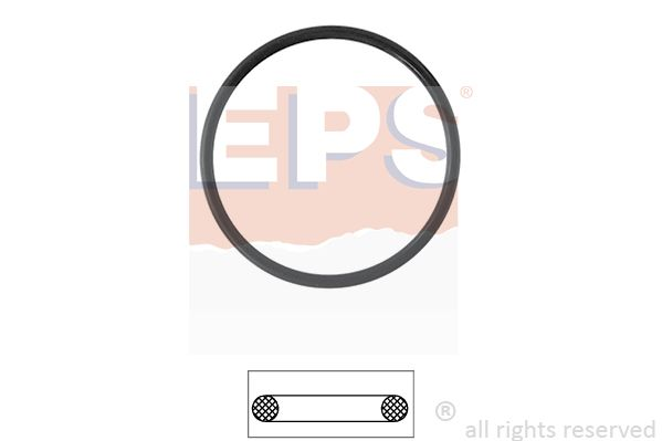 EPS: Original Dichtung Thermostat 1.890.527 ()