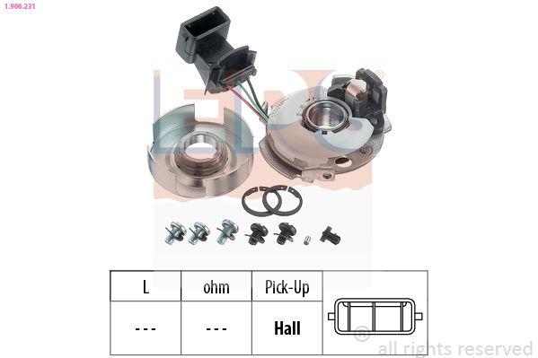 KW406231 EPS Made in Italy - OE Equivalent Sensor, Zündimpuls 1.906.231 günstig kaufen