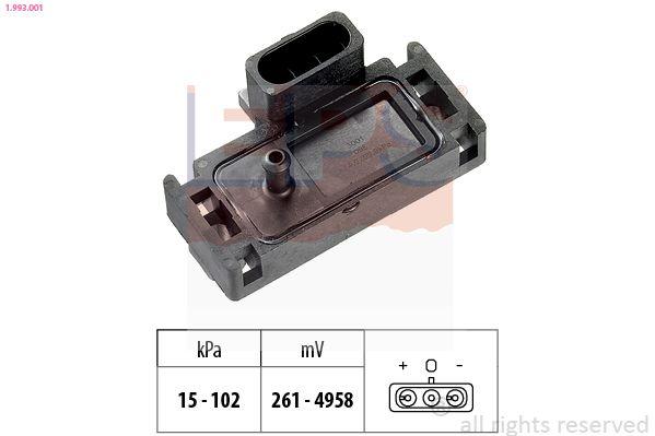 EPS Sensor, Ladedruck 1.993.001