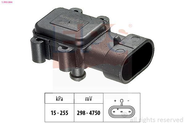 Sensor, Saugrohrdruck EPS 1.993.064