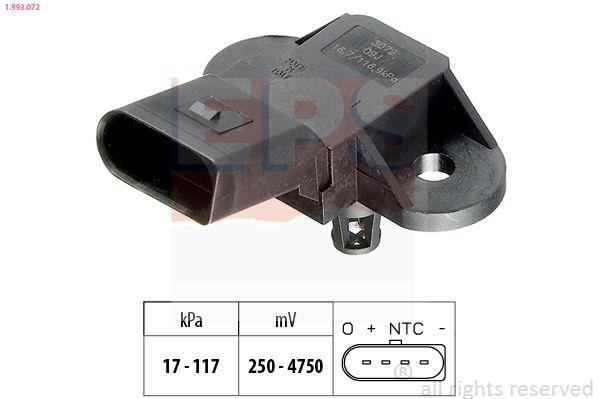 EPS Sensor, Saugrohrdruck 1.993.072