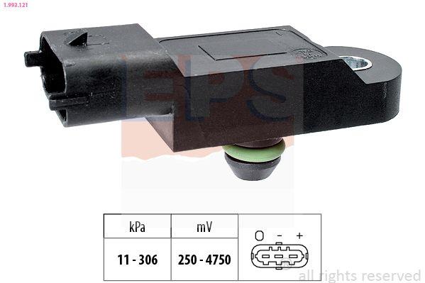 EPS Sensor, Ladedruck 1.993.121