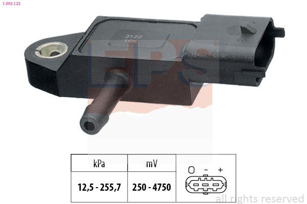 KW493122 EPS Made in Italy - OE Equivalent Luftdrucksensor, Höhenanpassung 1.993.122 günstig kaufen