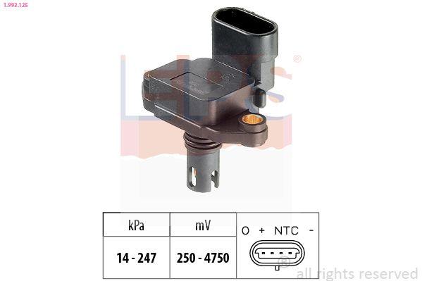 KW493125 EPS Made in Italy - OE Equivalent Luftdrucksensor, Höhenanpassung 1.993.125 günstig kaufen