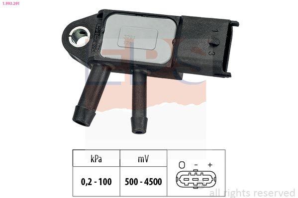NISSAN NV200 2020 Sensor, Saugrohrdruck - Original EPS 1.993.291