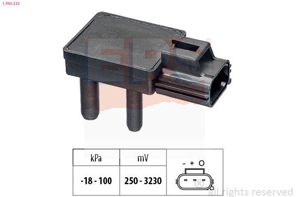 EPS: Original Abgasdrucksensor 1.993.332 ()