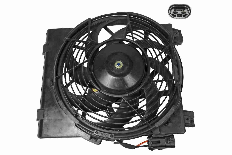 VEMO: Original Lüfter, Klimakondensator V40-02-1045 ()