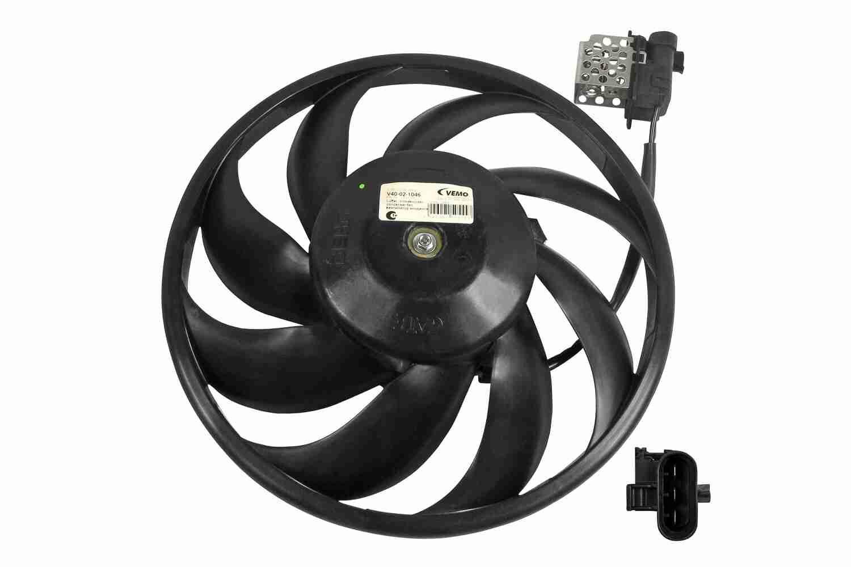 VEMO: Original Lüfter Klimaanlage V40-02-1046 ()
