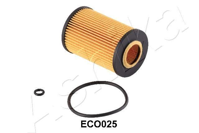 Motorölfilter ASHIKA 10-ECO025