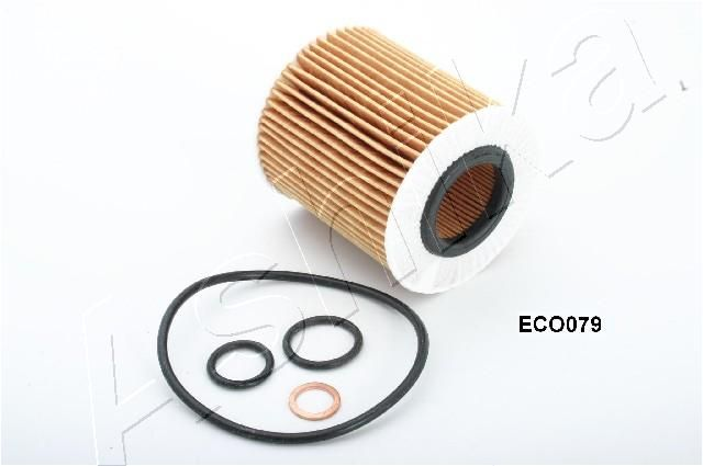 Motorölfilter ASHIKA 10-ECO079
