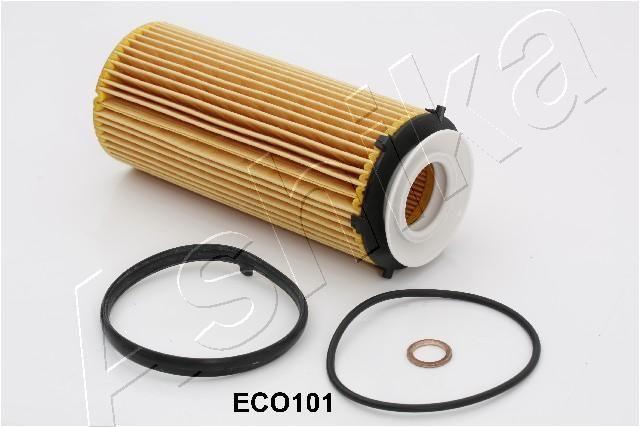Motorölfilter ASHIKA 10-ECO101