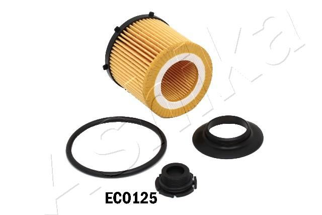 Motorölfilter ASHIKA 10-ECO125