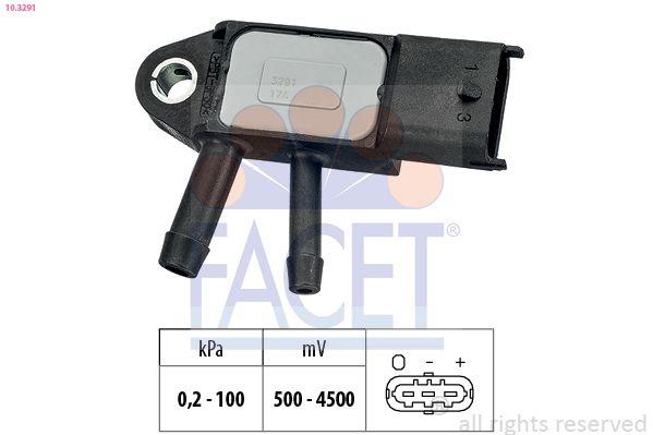 FACET: Original Sensor, Saugrohrdruck 10.3291 ()