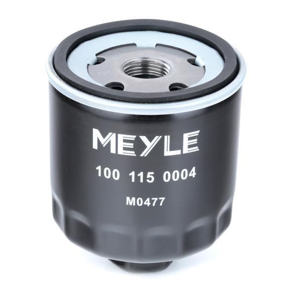 1001150004 Motorölfilter MEYLE 100 115 0004 - Große Auswahl - stark reduziert