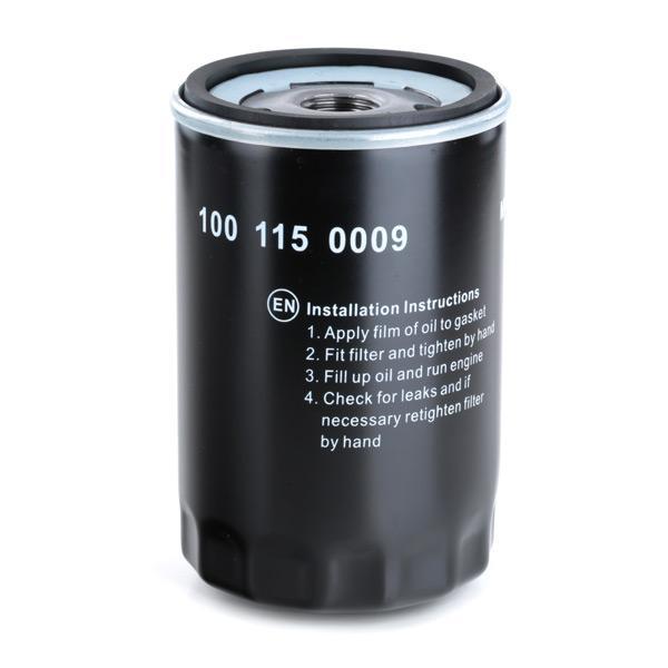 1001150009 Motorölfilter MEYLE 100 115 0009 - Große Auswahl - stark reduziert