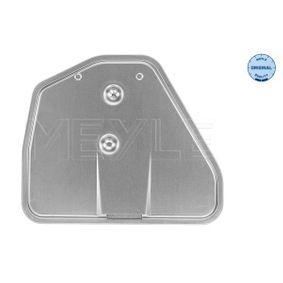Kupi MHF0017 MEYLE brez tesnila, MEYLE-ORIGINAL Quality Filter hidravlike, avtomatski menjalnik 100 136 0011 poceni