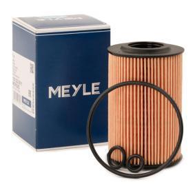 MOF0053 MEYLE mit Dichtung, Filtereinsatz, ORIGINAL Quality Innendurchmesser: 29mm, Ø: 65mm, Höhe: 101mm Ölfilter 100 322 0011 günstig kaufen