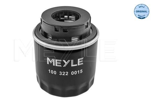 MOF0056 MEYLE Anschraubfilter, ORIGINAL Quality Ø: 78,5mm, Höhe: 97,7mm Ölfilter 100 322 0015 günstig kaufen