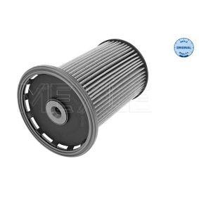 MFF0066 MEYLE Filterinsats, ORIGINAL Quality H: 123mm Bränslefilter 100 323 0020 köp lågt pris