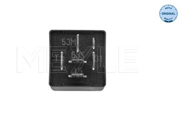 100 830 0014 Relais, Wisch-Wasch-Intervall MEYLE in Original Qualität