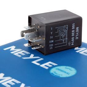 MEX0196 MEYLE MEYLE-ORIGINAL Quality Relais, Wisch-Wasch-Intervall 100 830 0014 günstig kaufen