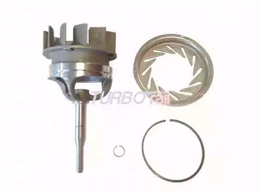 Montagesatz Turbolader TURBORAIL 100-00666-600