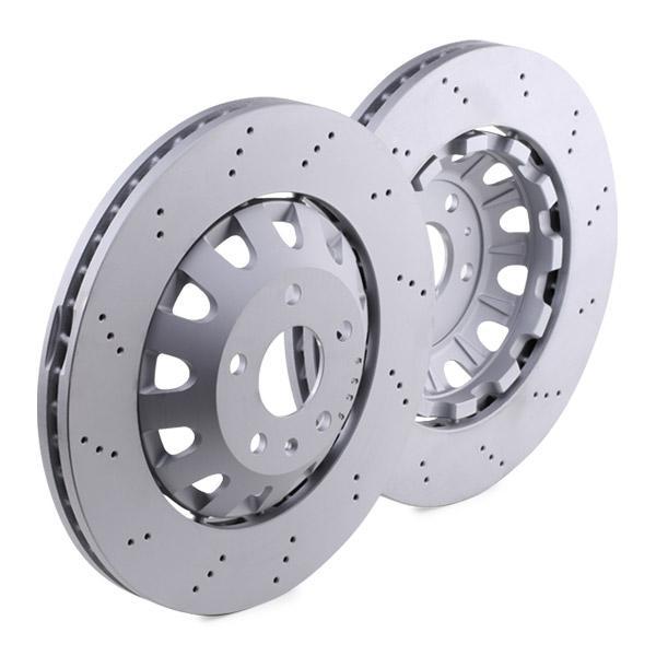 100.3368.70 Brake Rotors ZIMMERMANN - Cheap brand products