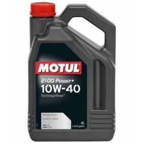 2100POWER10W40 MOTUL 2100, POWER+ 10W-40, 4l, Teilsynthetiköl Motoröl 100017 günstig kaufen