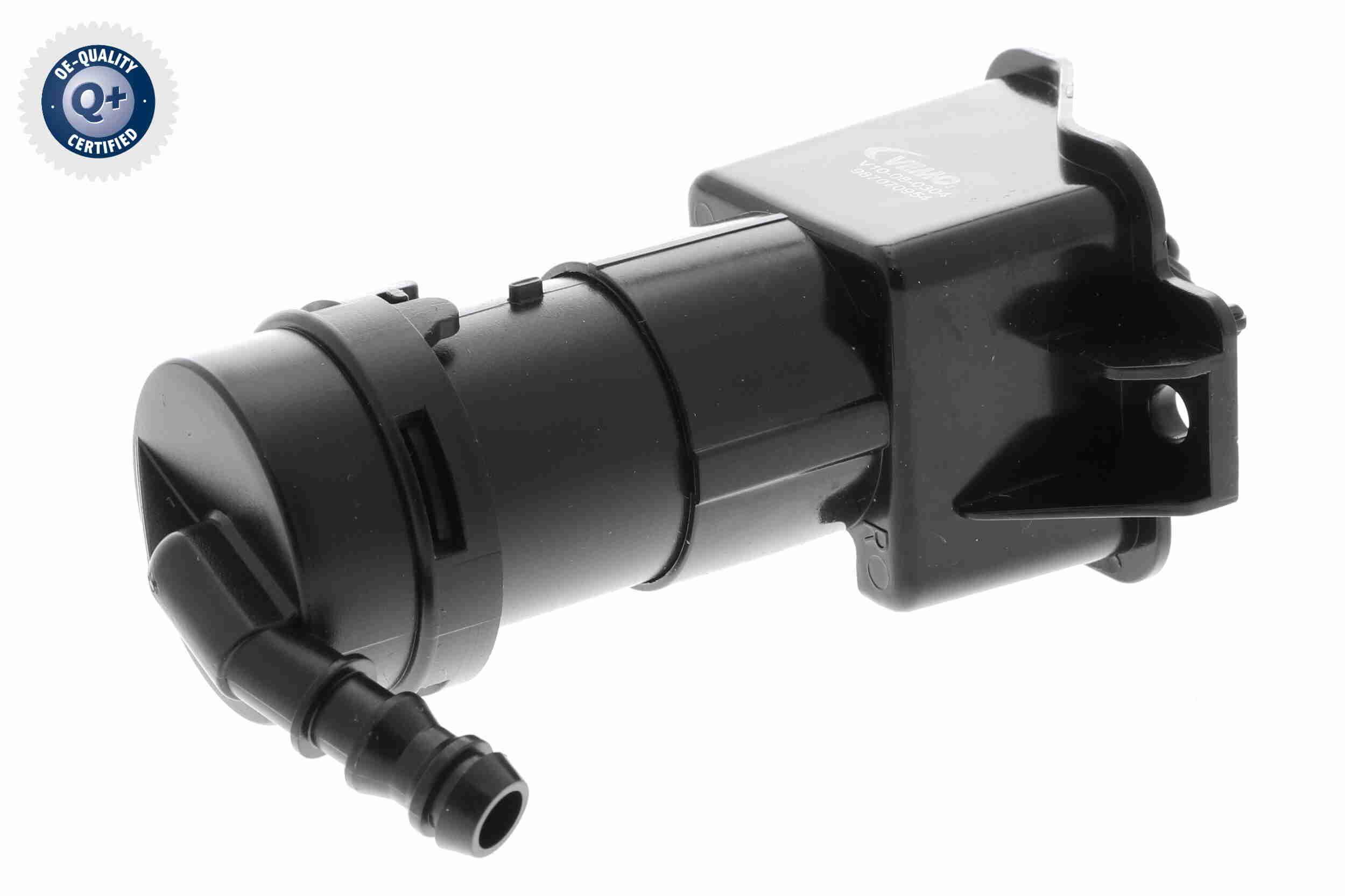 V10-08-0304 VEMO vorne rechts, Q+, Erstausrüsterqualität Waschwasserdüse, Scheinwerferreinigung V10-08-0304 günstig kaufen