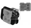 Resistor, interior blower FEBI BILSTEIN 100048 Reviews