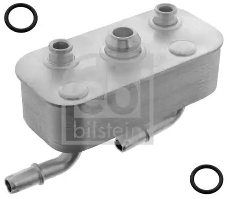 100128 FEBI BILSTEIN Ölkühler, Automatikgetriebe 100128 günstig kaufen