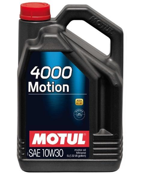 MOTUL Huile moteur 100334