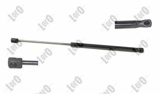 OPEL ASTRA 2015 Heckklappendämpfer - Original ABAKUS 101-00-017 Länge: 591mm, Hub: 240mm