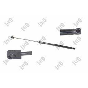101-00-410 ABAKUS Ausschubkraft: 625N Heckklappendämpfer / Gasfeder 101-00-410 günstig kaufen
