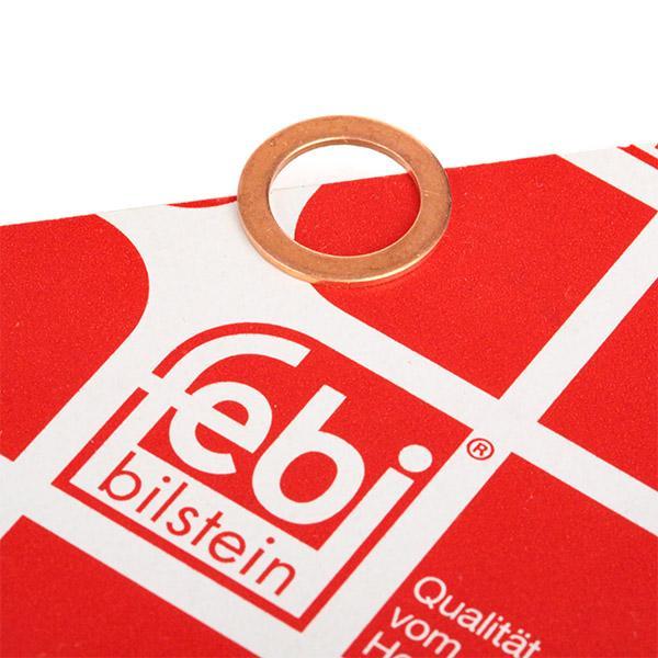 Prstence těsnění 101176 s vynikajícím poměrem mezi cenou a FEBI BILSTEIN kvalitou
