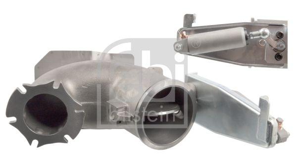 FEBI BILSTEIN Abgasklappe, Motorbremse für ERF - Artikelnummer: 101201