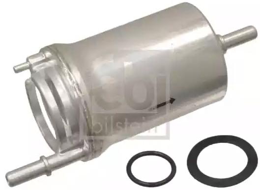 FEBI BILSTEIN 101316 (Hauteur: 150mm) : Filtre à carburant VW Polo 9n Berline 2008