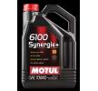 Olio motore 101493 con un ottimo rapporto MOTUL qualità/prezzo