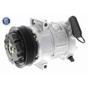 V40-15-0042 VEMO Q+, Erstausrüsterqualität Riemenscheiben-Ø: 110mm Kompressor, Klimaanlage V40-15-0042 günstig kaufen