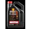 Aceite motor 102870 con buena relación MOTUL calidad-precio
