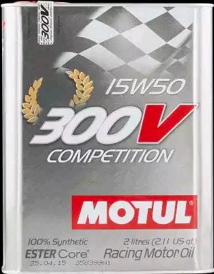 MOTUL | Huile moteur 104244