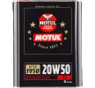 20W50 Motorenöl - 3374650237466 von MOTUL im Online-Shop billig bestellen