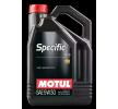 Motorolie 104560 MOTUL — alleen nieuwe wisselstukken