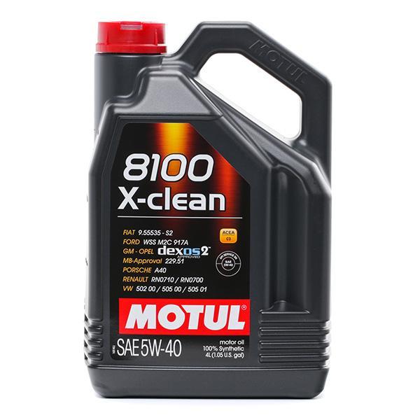 104720 MOTUL Motoröl Bewertung